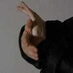Pchające dłonie