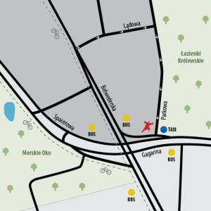 mapa FB